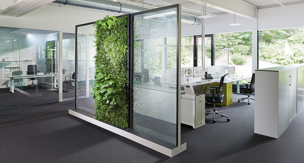 ... Water Wall Comfort Solutions Fraunhofer IBP